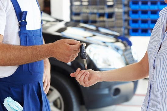 Sue a Car Mechanic