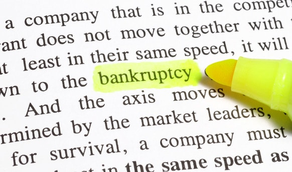 qualify for bankruptcy