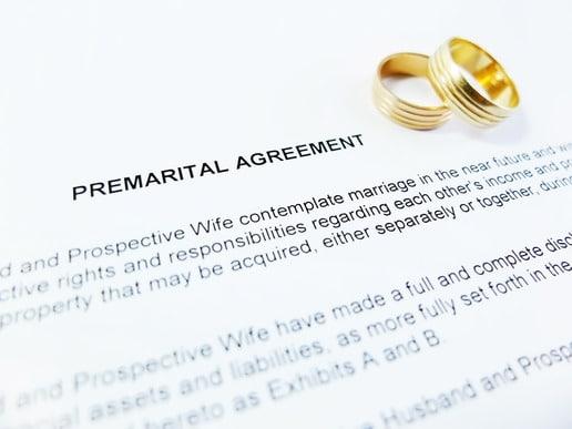 Invalid Prenuptial Agreements Florida
