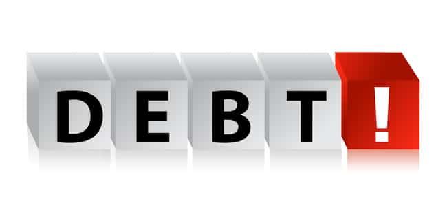 how are debts handled in divorce