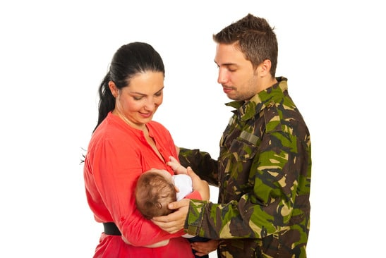 Child Custody During Military Deployment