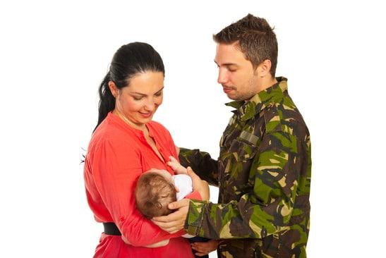 Child Custody During Military Deployment
