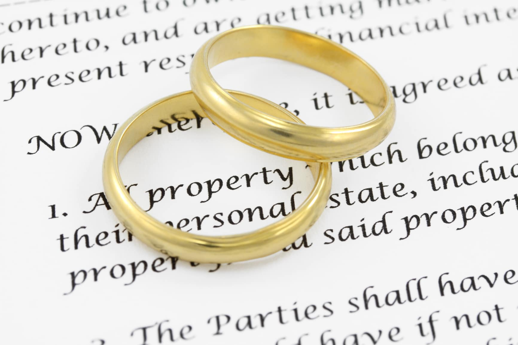 Prenuptial Agreement Benefits