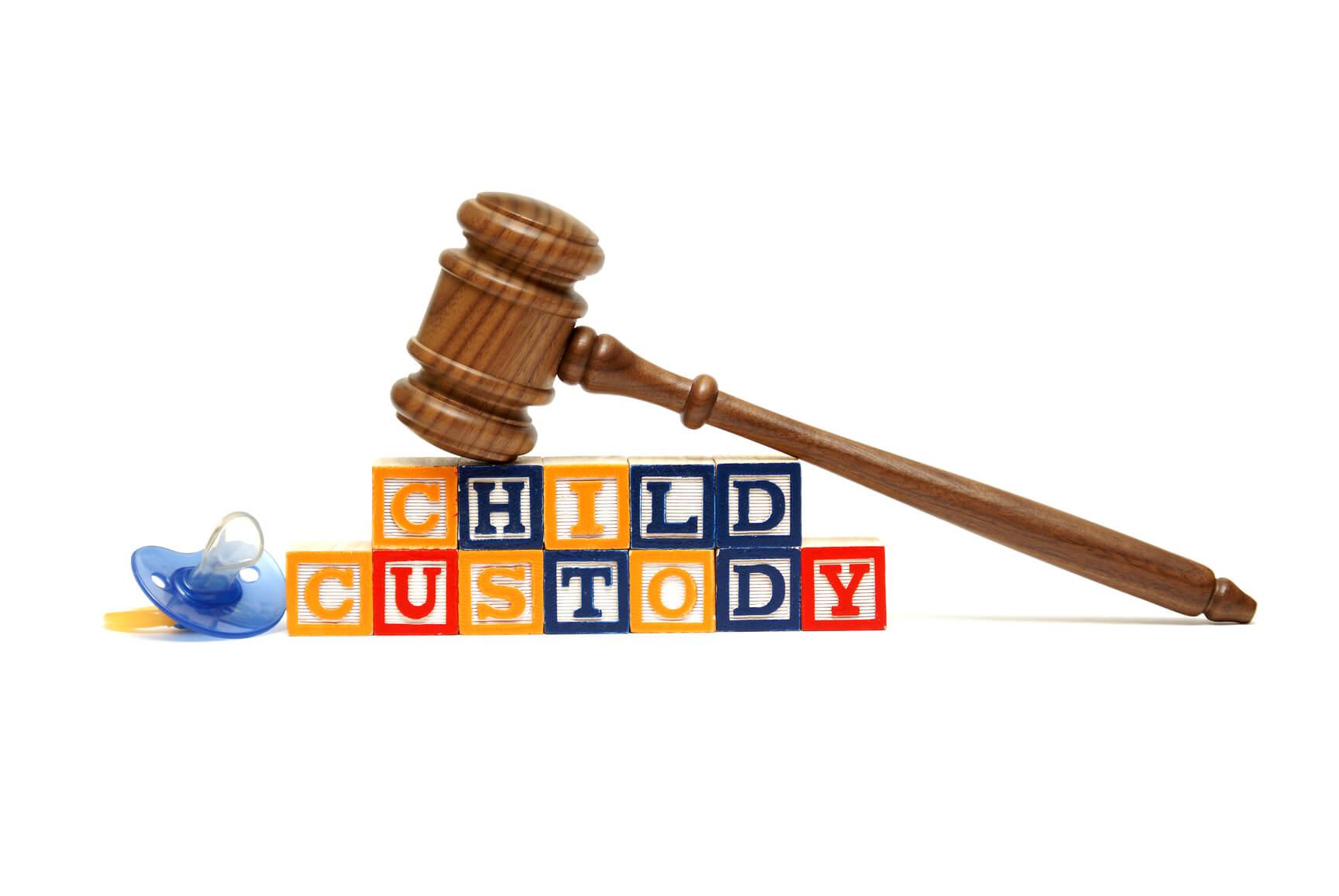 How Child Custody Works