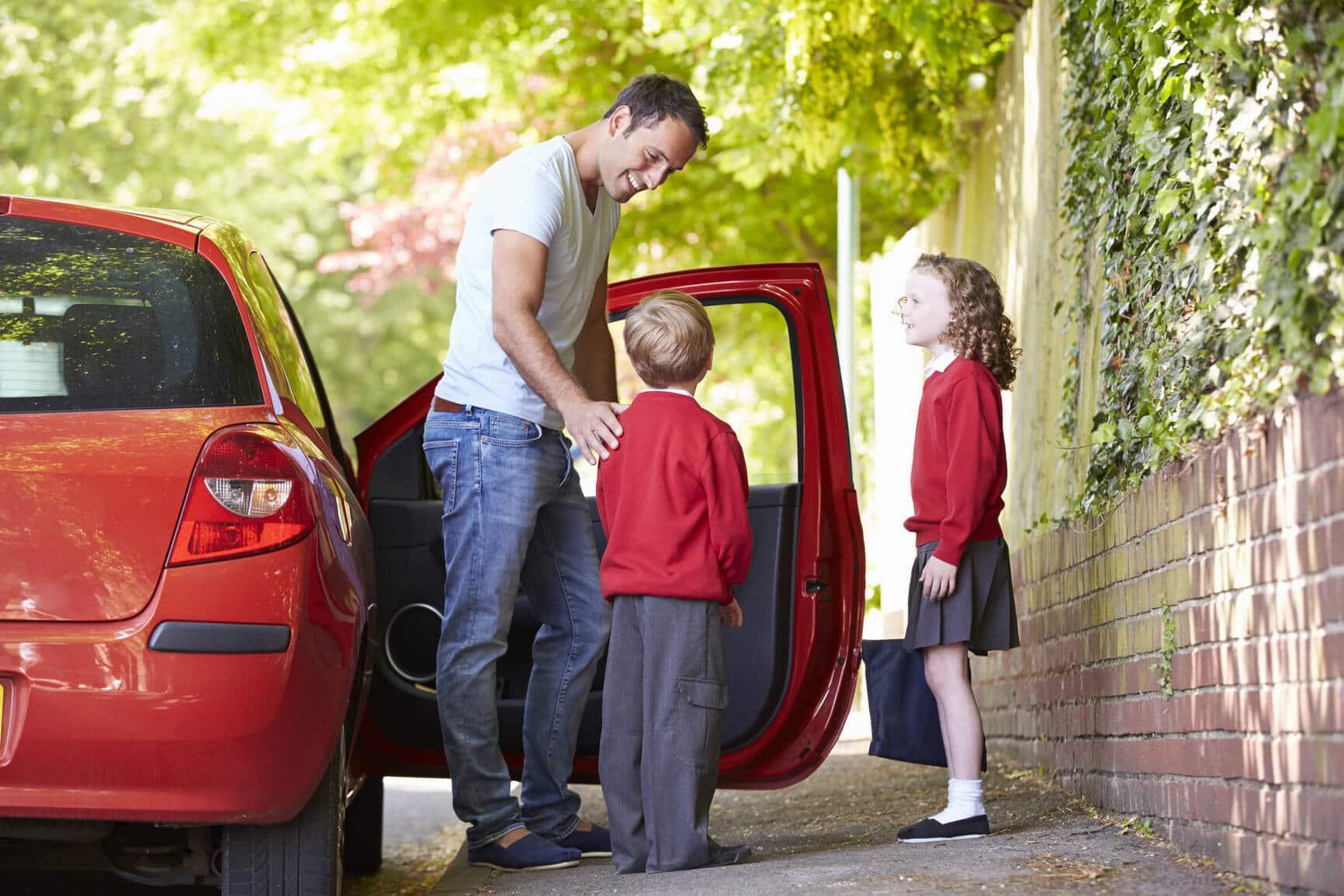 Transportation and Child Visitation