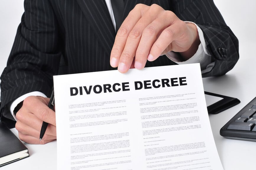 Simplified Petition for Divorce in Miami, Florida