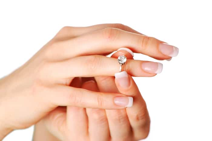 Who Gets the Wedding Ring in a Florida Divorce