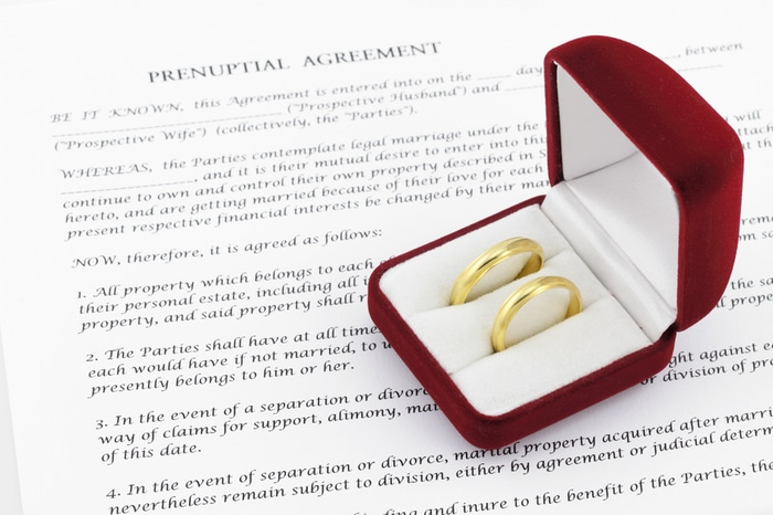 prenuptial agreements in miami, fl