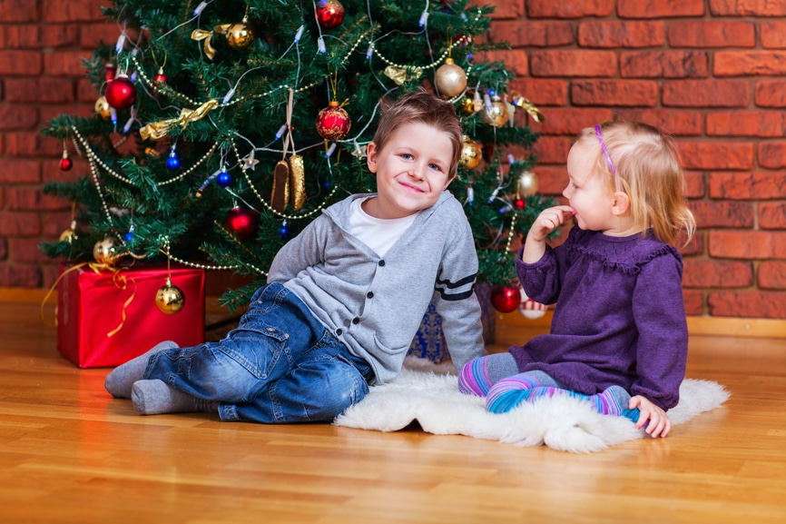 Splitting up the Holidays – Who Gets the Kids?