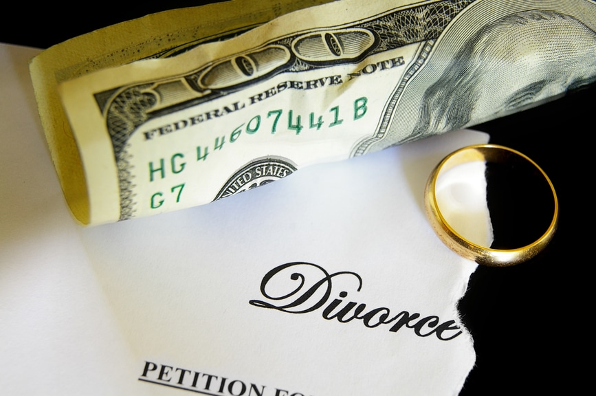 Courts Aren't Granting Alimony as Frequently as in the Past