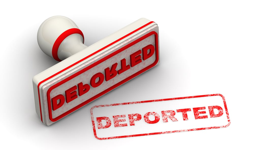 Can I File for Divorce From a Person That Was Deported?
