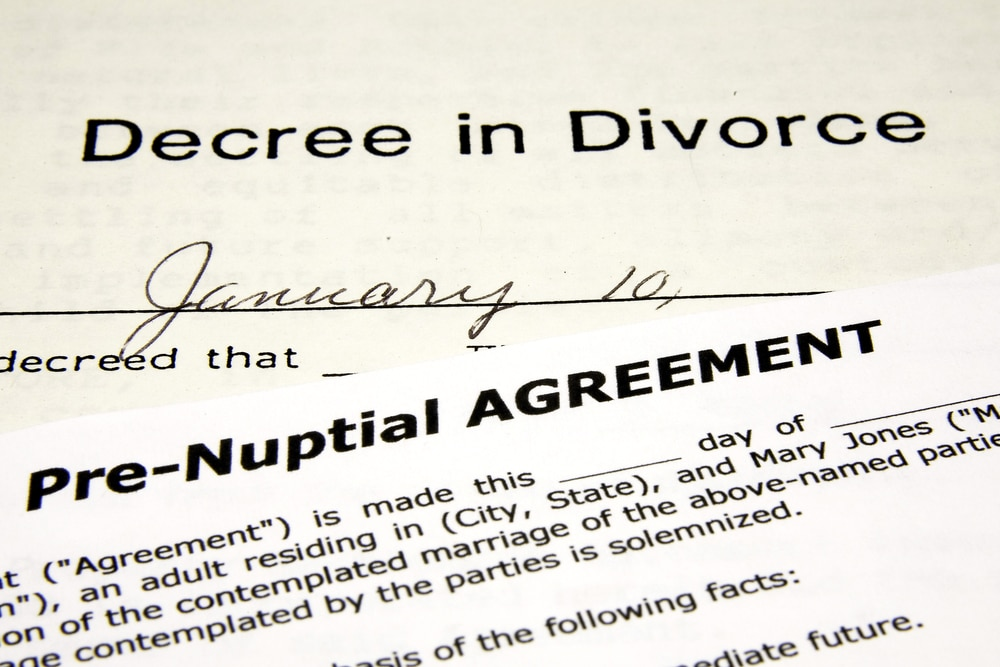 5 Telltale Signs You're in Need of a Prenuptial Agreement