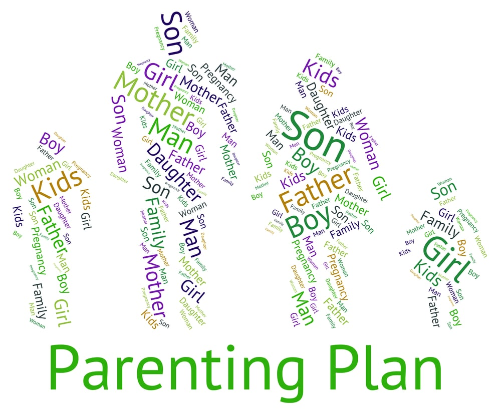 Five Good Things a Parenting Plan Does for Your Child in Miami, FL
