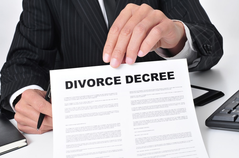 What Happens When My Divorce Filing is Contested in Florida?