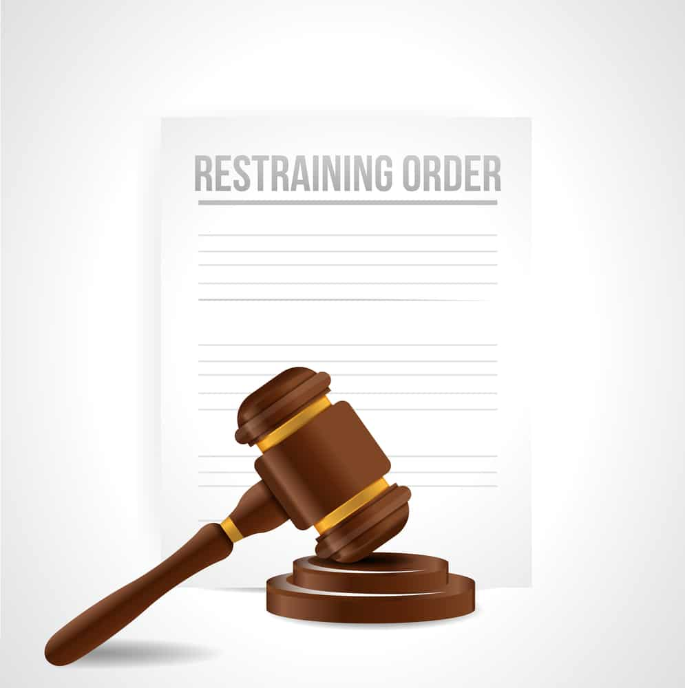 Filing for a Restraining Order During a Divorce in Florida
