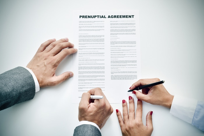 Modification of a Prenuptial Agreement in MIami, Florida